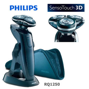Philips - Norelco RQ1250 SensoTouch 3D