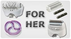 razor parts for her