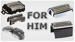 Shaver parts for him